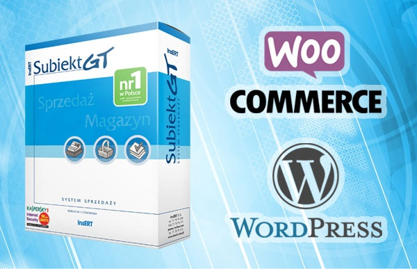Subiekt GT + WooComerce WordPress